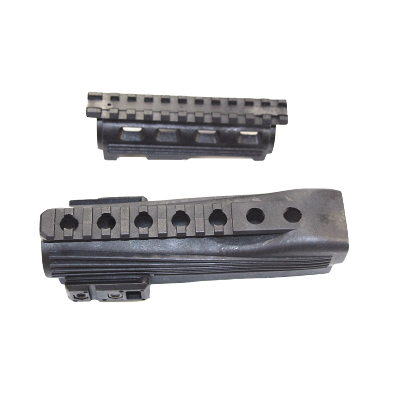 Tactical AK Handguard Airsoft Shoot Accessories Military Multifunction Upper and lower Picatinny Rail Scope Mount for AK 47 AK74(China)