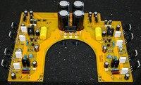 EM NJW0281 NJW0302 tubo de alimentação + TL072/LM4562 Op amp 150W + 150W Amplificador Depois da aula Combinado fusão placa amplificadora|Amplificador| |  -