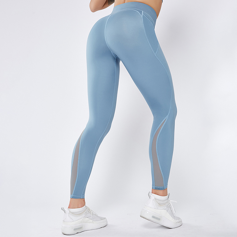 Acefancy Pocket Yoga Pants Gym Leggings Sports Women High Waist Yoga Leggings Fitness T1901 Sport Clothing Pants Yoga Leggings
