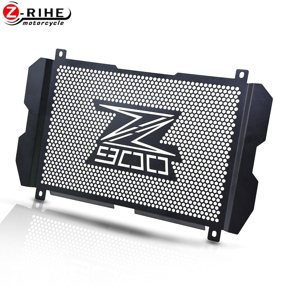 Image 3 - For Kawasaki Z900 Z 900 New Motorcycle Radiator Grille Guard  Protection For Kawasaki Z900 Z 900 2017 2018 2019 2020  AccessoriesCovers