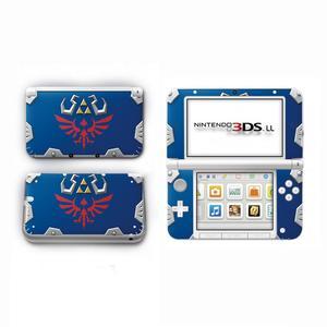 Image 1 - Die Legende von Zelda Aufkleber Haut Aufkleber für Nintendo Alt 3DSLL Skins Aufkleber für 3DS XL LL Regelmäßige Vinyl protector Haut Aufkleber