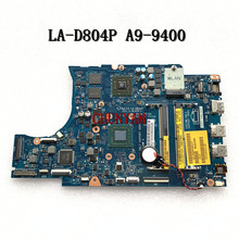Mainboard Dell Inspiron LA-D804P NEW FOR 5565 Laptop A9-9400/R5/M435-2gb/.. BAL23