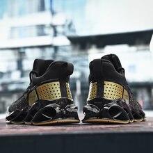 Новинка 2020 Мужская обувь Модная Портативная для бега 47 спортивная
