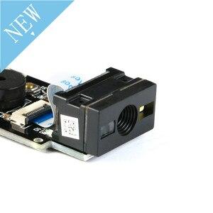 Image 5 - Placa de lectura de código de barras GM65 1D 2D, módulo Lector de escáner de código QR, Kit electrónico USB URAT DIY con conector de Cable CMOS para Arduino