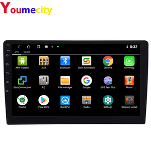 """Image 4 - Eight Core/10.1 """"Android 9.0 Car Multimedia Dvd Video Player Tap PC Tablet GPS Navigation Radio Stereo Bluetooth Wifi  Universal"""