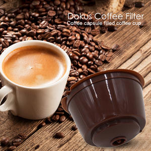 FILTER-CUP Dolce Gusto Coffee Stainless-Steel Reusable Nescafe