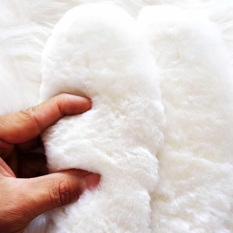 1 çift Yün Tabanlık Kalın Koyun Kaşmir Kış Astarı yüksek kaliteli ayak ısıtıcı Nefes Ayakkabı Tabanlık Isıtmalı Unisex Tabanlık