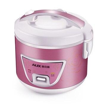 220V 3L マルチ電気炊飯器ノンスティックライス調理とお粥/スープ調理機能 EU /AU/英国/米国のプラグイン -
