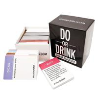 1set DO OR DRINK Cross-Border Game Card Board Game Drinking Game Playing Card Holiday Family Party Table Game Enterminment