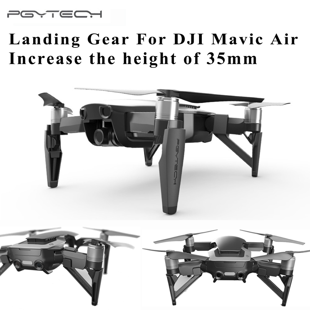 Landing Skid Gear Shock Absorber+Props Guards for DJI Mavic Air RC Airplanes