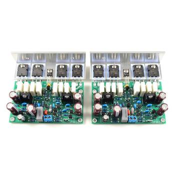 LJM-L20 Power Amplifier Board Two-channel Two Boards 200W8R V10