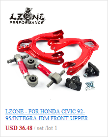 Lzone-componentes do chassi para 95-98 240sx s14