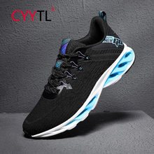 Cyytl 2020 Летняя мужская модная повседневная обувь дышащие