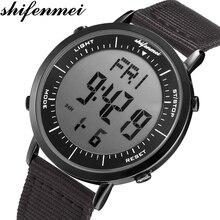 Digital Watch Alarm-Clock Multifunction Outdoor Male Waterproof Men Relogio for Masculino