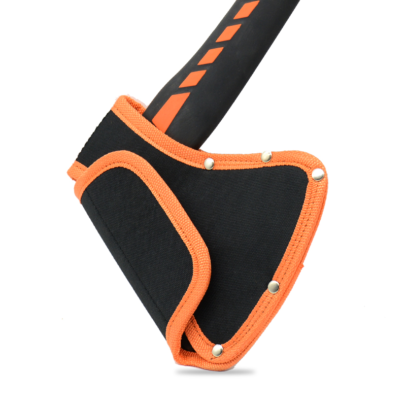 Axe Sheath Head Cover Hatchet Head Holster for 6mm Belts Oxford Axe Case Camping Blade Cover Protector NOT INCLUDING AXE