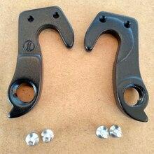 цена на 5pc Bicycle gear rear derailleur hanger For Giant Escape R Disc SRAM Giant RX1 RX2 2018-20 Venzo Raptor evo 29e MTB MECH dropout