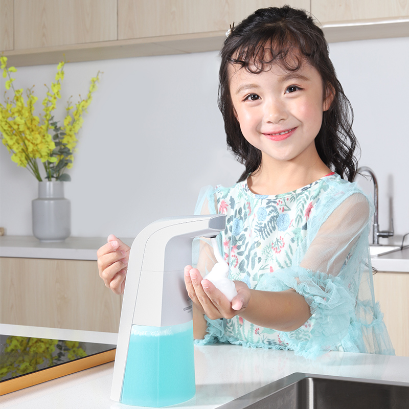 KENAIPU Automatic Foam Soap Dispenser Induction Liquid Hand Washing Machine Smart Touchless Portable Infrared Sensor Dispenser KENAIPU Automatic Foam Soap Dispenser,Induction Liquid Hand Washing Machine,Smart Touchless Portable Infrared Sensor Dispenser