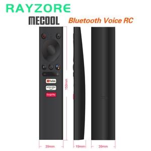 Пульт ДУ Mecool V01 с гироскопом, пульт ДУ с голосовым управлением