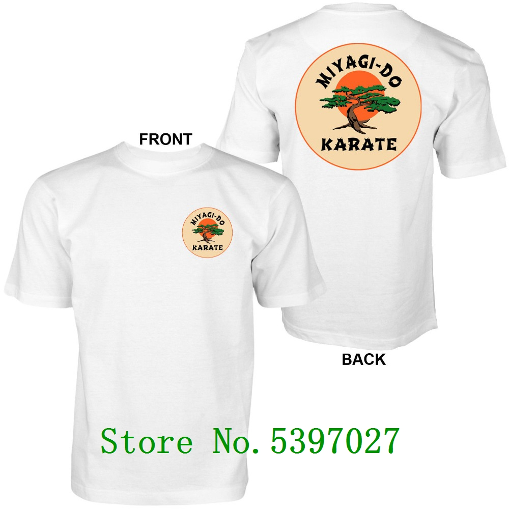 Karate Kid Bonsai Tree Miyagi Do Karate Adult T Shirt Great Classic Movie