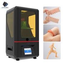 ANYCUBIC الفوتون الراتنج طابعة ثلاثية الأبعاد UV LED شاشة تعمل باللمس في نهاية المطاف شريحة السرعة الداخلية سطح المكتب SLA طابعة ثلاثية الأبعاد impresora ثلاثية الأبعاد Impressora
