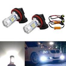 2x h11 Светодиодный 9006 Автомобильный светодиодный hb4 h8 противотуманный