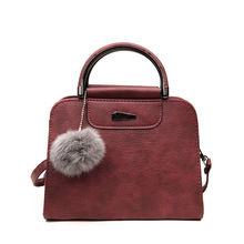 цены LAN LOU Women Bag Shoulder bag For women 2019 High Quality Fashion Leather Bags New Rivet handbag Ladies Casual Crossbody Bags