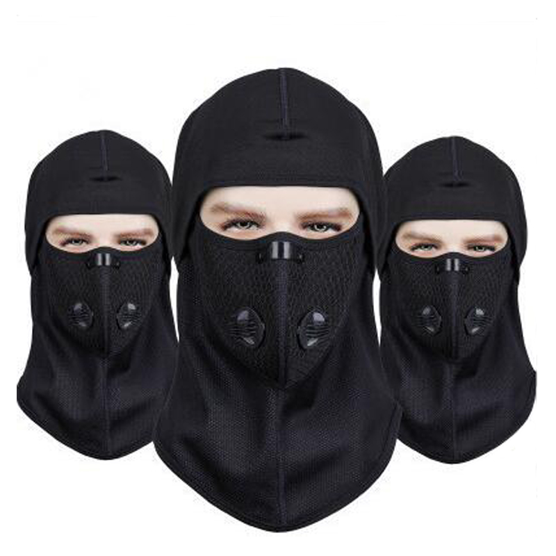 FSUP All Face Mask  Scarf Caps Protective Dust Windproof  Air Mask Keep Warm From Cycling Outdoor Sport For Men For Women