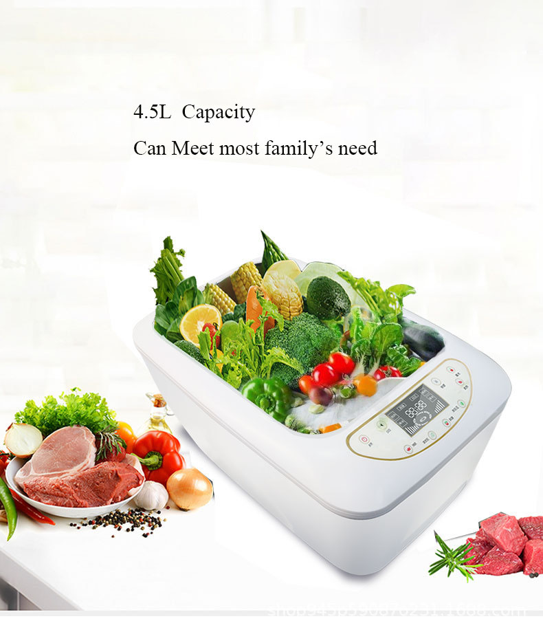 Brand New Vegetable Sterilizer And Fruit Purifier For Home Using In Discount Price