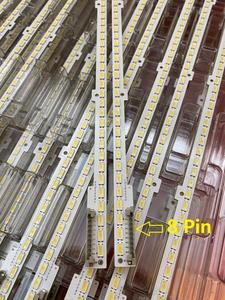New 5set=10 PCS 100LED 680mm LED backlight strip for Samsung UA55D6600WJ BN64-01664A LTJ55OHW01 2011SVS55 RIGHT LEFT