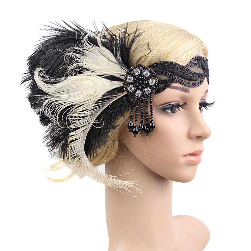 flapper hair accessories - HD1052×1052