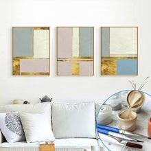 Современная картина маслом абстрактная живопись по номерам декомпрессионная