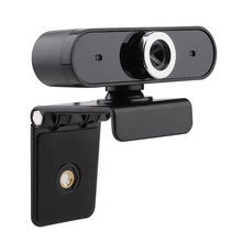 1080P Webcam HDWeb Camera with Built-in HD Microphone 1920 x 1080p USB Plug Play Web Cam Rotatable Clip Widescreen Video
