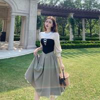 Hot Selling Movie Sleeping Beauty Cosplay Costume Aurora Briar Rose Fashion Party Lolita Dress Housemaid Dress S M In Stcok