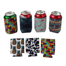 Soda-Cover Bottle Beer-Sleeves Camping for Party-Wedding-Birthday 18styles Can-Cup Drink-Cooler