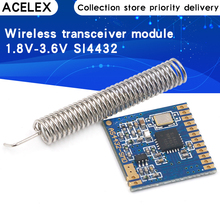 SI4432 wireless module 1000meters long distance 240-960mhz Special promotions