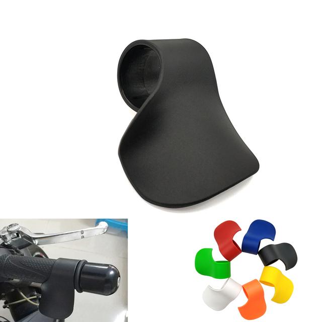 Motorcycle Throttle Assist Cruise Control Grips Wrist Rest Universal For Suzuki DL650 GSR 600 750 GSX S750 R600 R750 SFV650 RM85