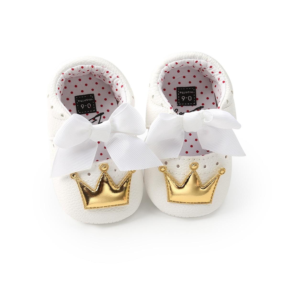 Sapatos de bebê menina princesa bling sparkle