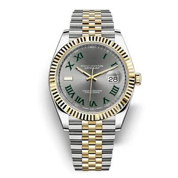 Luksusowe luksusowe zegarki męskie zegarki 40Mm Rvs 2813 316L automatyczne pływanie zegarki męskie zegarki na rękę tanie i dobre opinie JIAOZHAN 3Bar CN (pochodzenie) Ukryte zapięcie DRESS Samoczynny naciąg STAINLESS STEEL Odporna na wstrząsy Odblaskowe