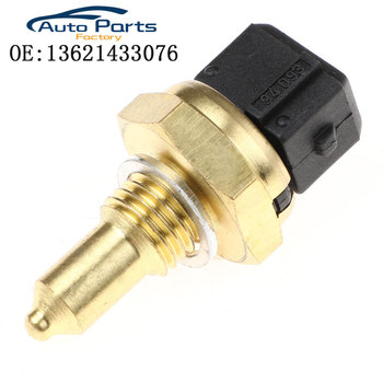 New Coolant Temperature Sensor For BMW E36 E61 128i 135i 320i LAND ROVER 45 75 200 400 MG TF ZS 13621433076 1433076 MEK000030 image