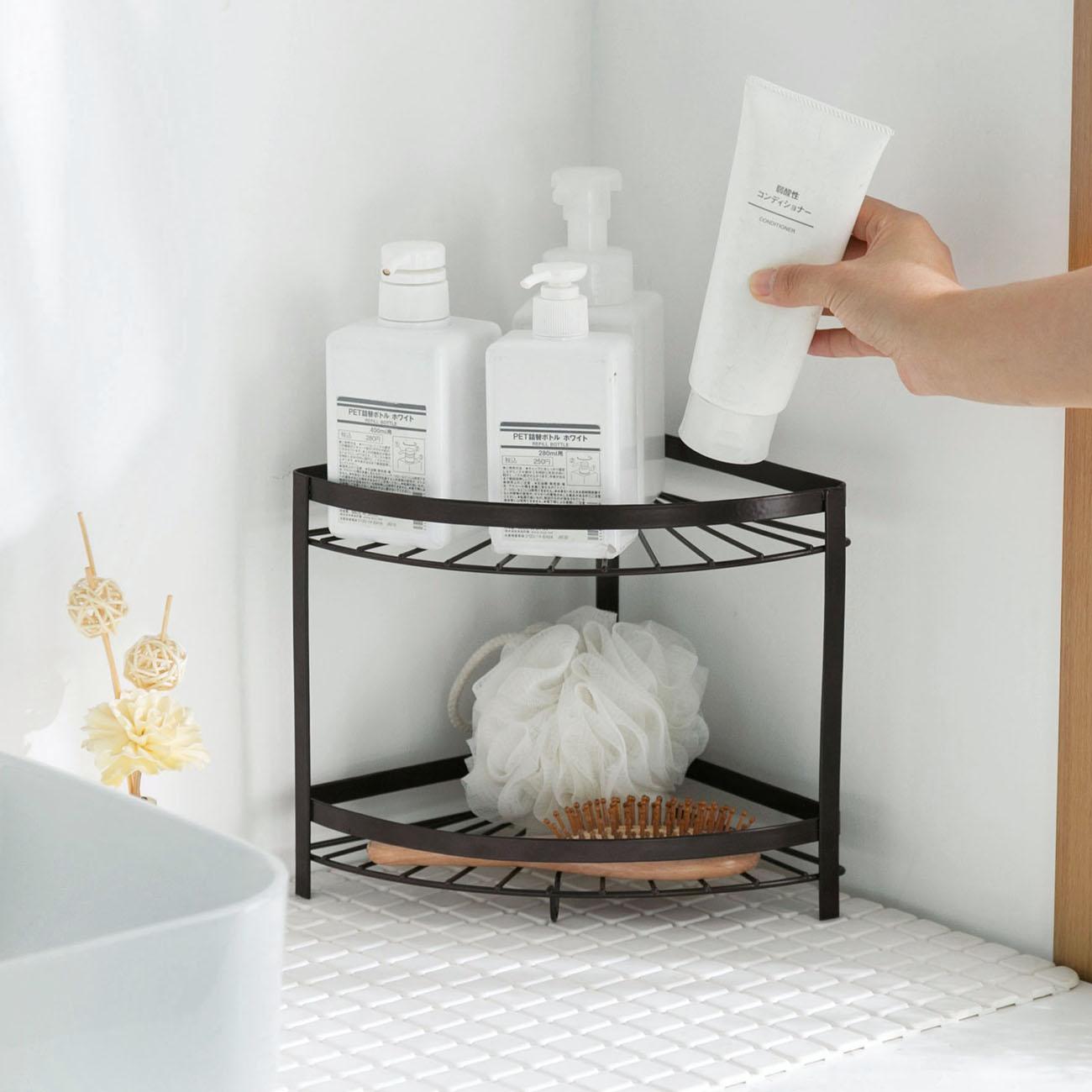 Bathroom Shelf Desktop Storage Rack