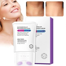 Neck-Cream Lifting Remove-Neckline Firming Smooth Wrinkle Double-Roller Brighten Massager