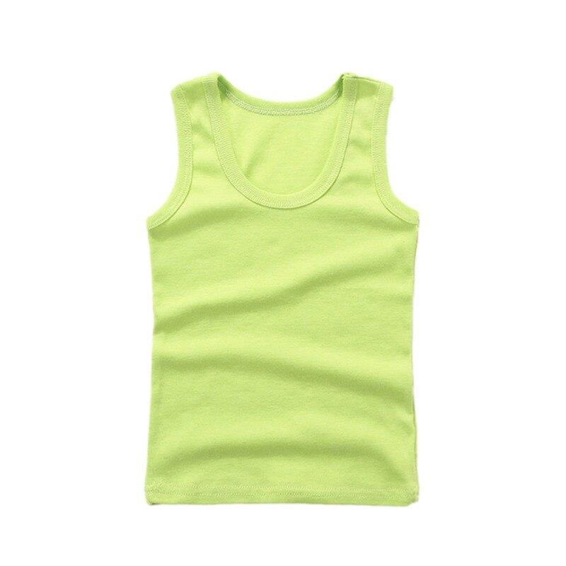 Baby Girls Vest Undershirts Kids Singlet Cotton Underwear Summer Children  Tanks Tops Beach Camisoles Clothing A - Hot Sale #80A4B | Cicig