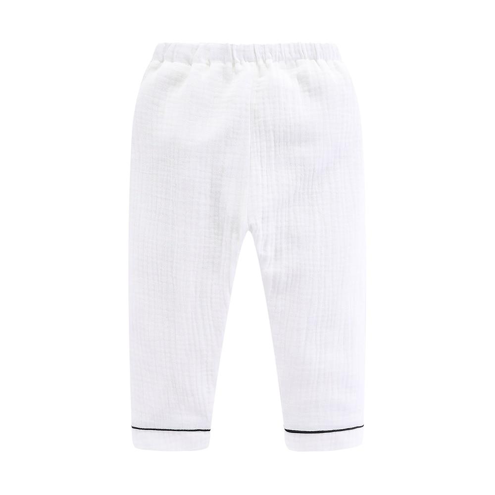 Mudkingdom Boys Pajamas Set Plain Collared Long Sleeve Spring Autumn Kids Sleepwear Clothes Set 6