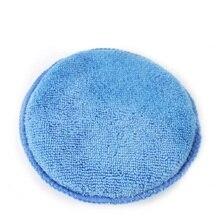 1 шт. высокая плотность круглая Автомобильная Вощеная Губка из микроволокна оверлок Автомобильная губка для мытья и уборки тряпки для полировки круглая губка для мытья автомобиля