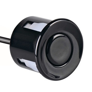 Image 3 - 22mm sensör siyah kırmızı beyaz gümüş şampanya altın rengi araba park sensörü kiti monitör ters sistemi
