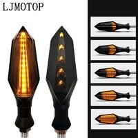 LED 턴 시그널 오토바이 회전 신호 라이트 테일 라이트 인디케이터 Suzuki RM 85 125 250 RMX250 DRZ400SM DR250 DJEBEL