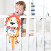 Baby Soft Plush Toy Cute Lion Animal Stuffed Doll  Infant Appease Towel Grasping Rattles Playmate Calm Toys jjovce 6 style newborn baby appease towel grasping soft comforting doll infant toys baby hand towel rattle toys 20