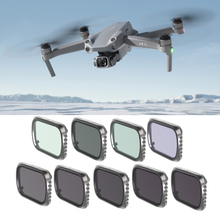 For DJI Mavic Air 2S Lens Filter Set UV/CPL/ND/PL4/8/15/32/64 Neutral Density Polar For Mavic Air 2S Kit Drone Accessories