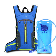 Outdoor Riding Water Bag Camping Mountaineering Camel Backpack Hydration Sports Running Shoulder Bag Drinking Water Bags anmeilu 25l cycling backpack bike bags shoulder backpack outdoor sport riding mountaineering hydration water bag with rain cover