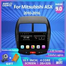 2DIN Android 9.0 Car GPS Multimedia Radio Navi Player For CITROEN C4 2010 2011-2015 2016 Autoradio Mitsubishi ASX Peugeot 4008